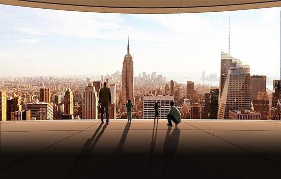 Un anello per i 100 anni del Grand Central Terminal