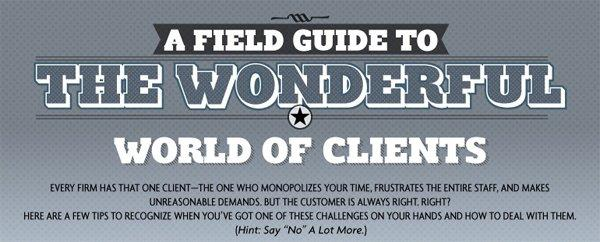 Guida al variegato mondo del cliente di un'agenzia di pubblicità