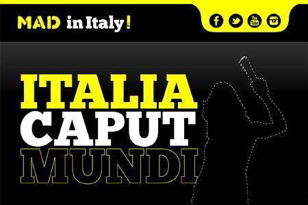 Inizia oggi il nostro viaggio per le imprese con Italia Caput Mundi