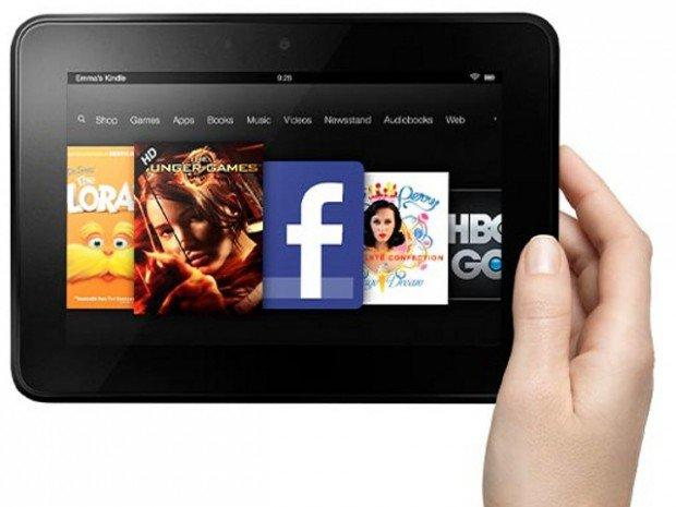 E-commerce: vendite record per il Kindle di Amazon