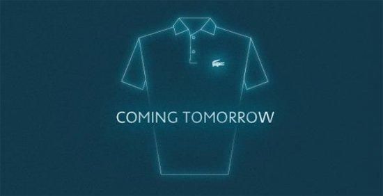 "Lacoste presenta la sua ""Polo of the Future"" [VIDEO]"