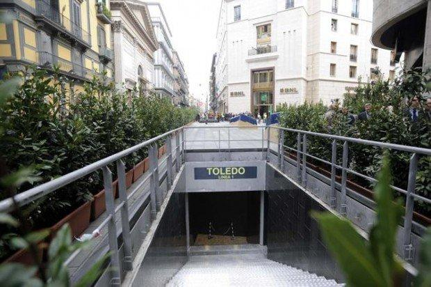 La metropolitana più bella d'Europa? A Napoli, anche grazie alla Stampa lenticolare