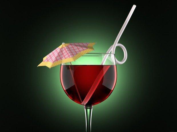 Perché si mette un ombrellino nei cocktail?