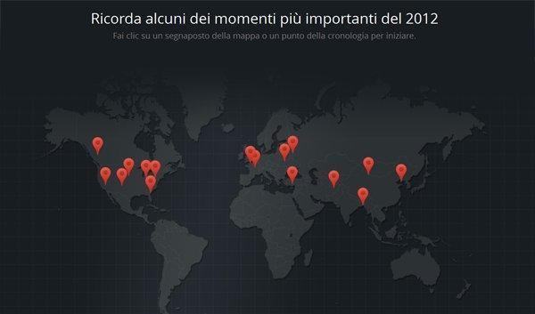 Zeitgeist 2012, da Google un anno di immagini e ricerche [VIDEO]