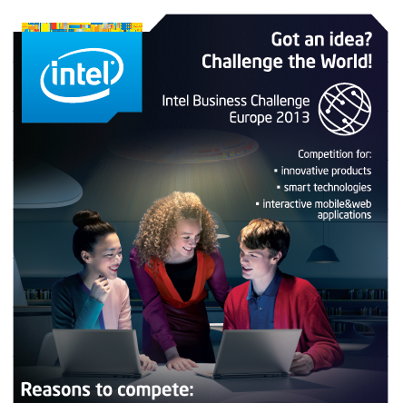 Con Intel Business Competition il sogno non si spegne