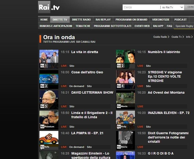 Canone Rai: è possibile non pagarlo sfruttando Internet!