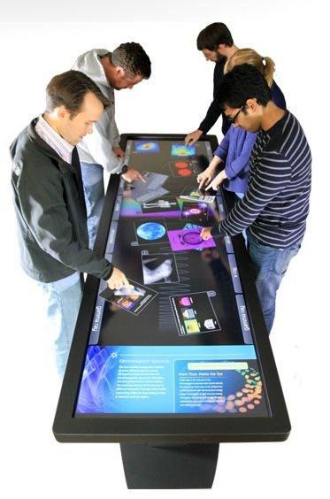 Ecco Pano, 100 pollici di touchscreen al vostro servizio!