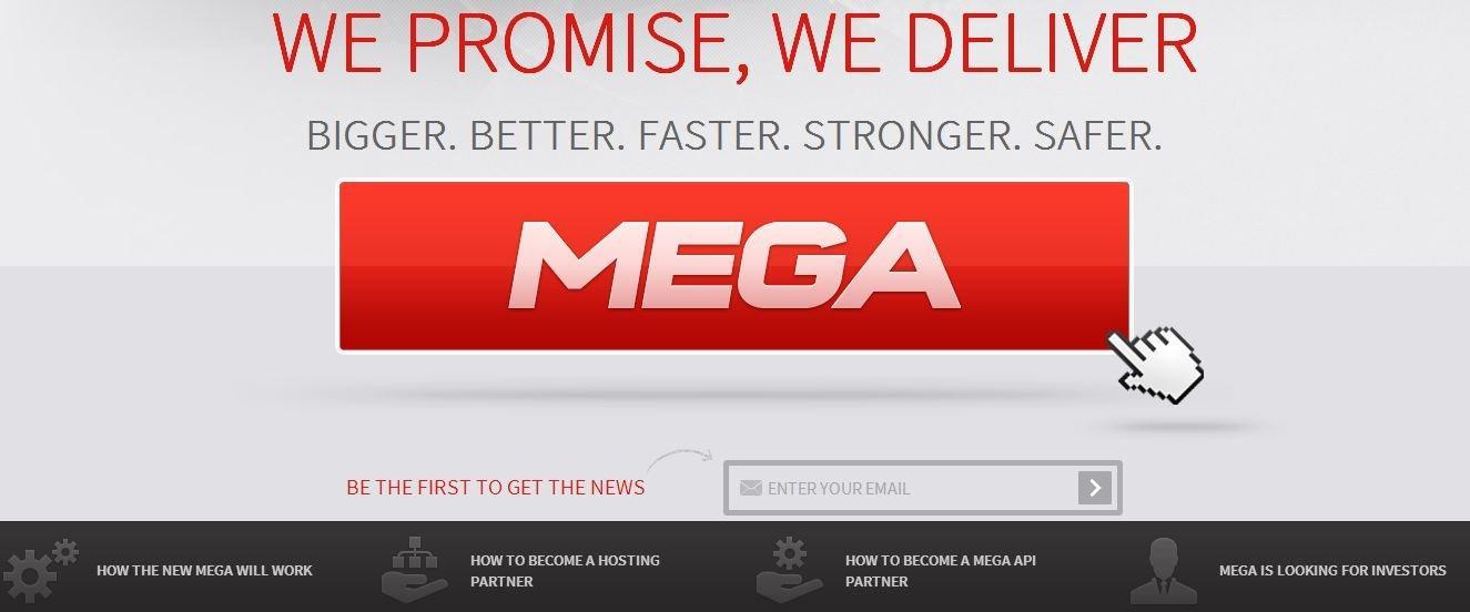 Ecco MEGA, la rivoluzione di Kim Dotcom dopo MegaUpload!