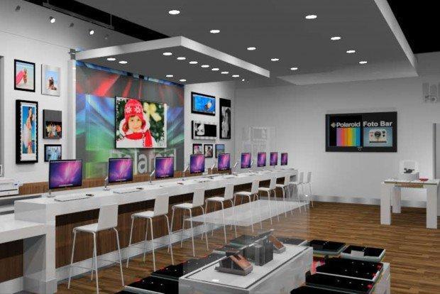 Polaroid sbarca nel retail con i negozi Fotobar