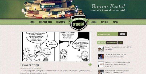 StudentiFuori.it: il ritrovo digitale per gli studenti fuori sede!