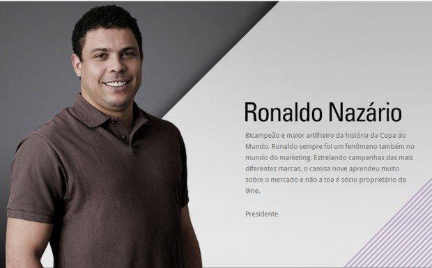 Ronaldo torna in UK per studiare pubblicità da Martin Sorrell