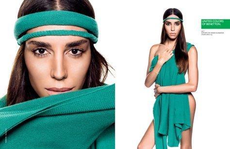 Benetton: tutti i colori della nuova campagna