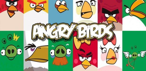 Angry Birds: in arrivo cartoni animati e film!