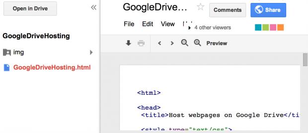 Arriva l'Hosting di Big G! Le novità di Google Drive