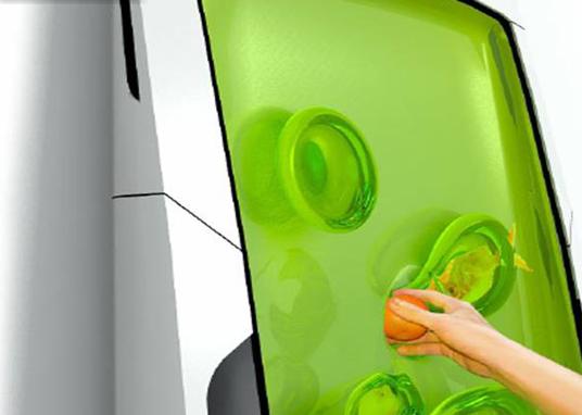 Bio Robot Refrigerator: il gel del futuro per raffreddare i cibi!