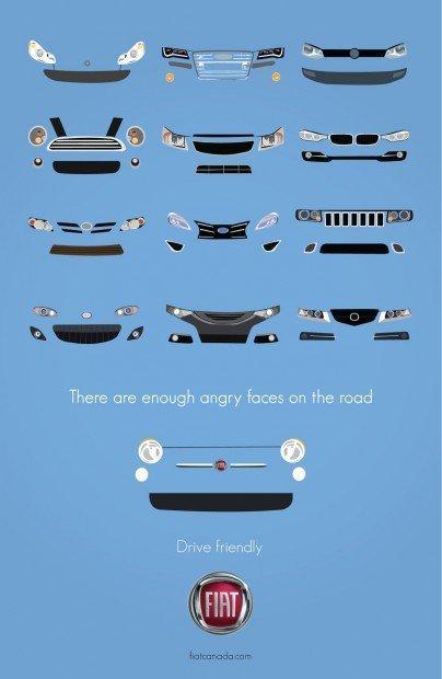 Fiat: Drive friendly