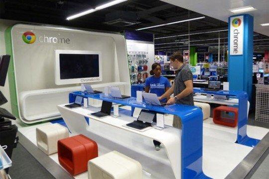 Google Stores: in arrivo un'altra novità firmata Big G?