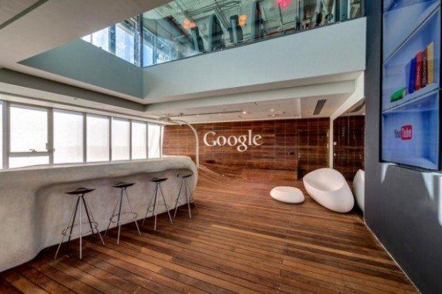 Google Tel-Aviv: il design da sogno degli headquarters