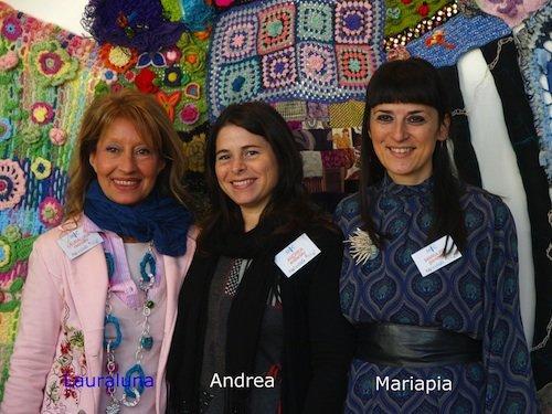 Urban Knitting: arriva il Total Pink a Faenza (RA) 1