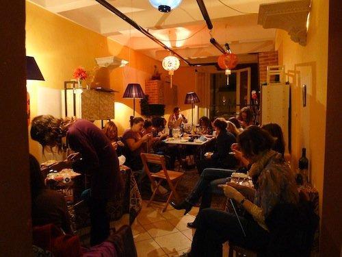 Urban Knitting: arriva il Total Pink a Faenza (RA)