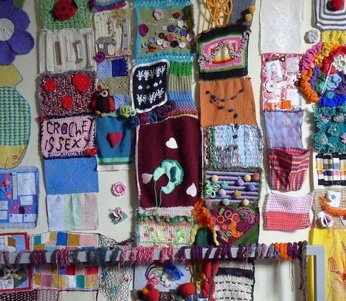 Urban Knitting: arriva il Total Pink a Faenza