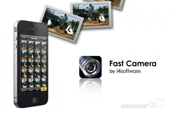 App of the Week: Fast Camera, scatti multipli a super velocità!