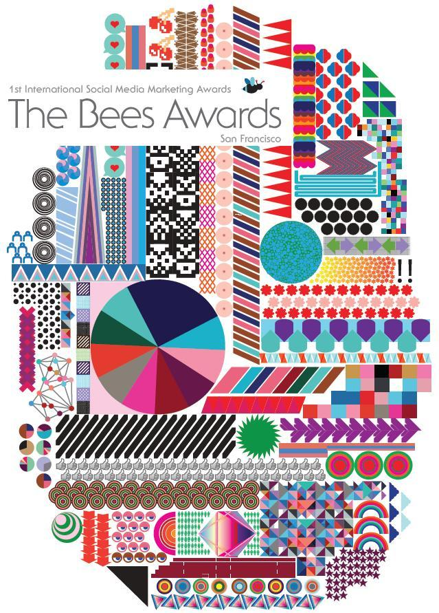 The Bees Awards 2013: le migliori campagne di social media marketing