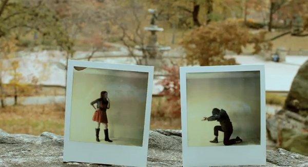 Centinaia di Polaroid diventano un video musicale [VIDEO]