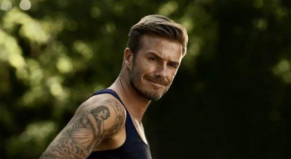 Guy Ritchie lascia in mutande David Beckham per H&M [VIDEO]