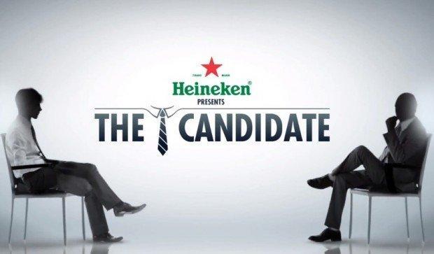 Heineken: l'unico colloquio per cui non potrai prepararti
