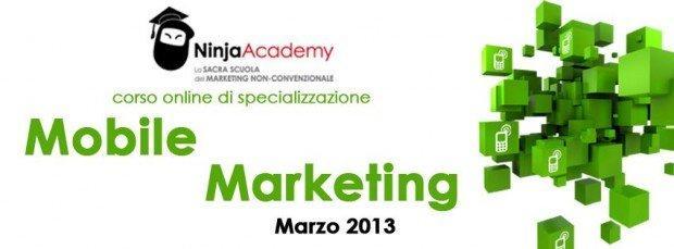 Corso Online in Mobile Marketing: il potenziale della Mobile Revolution per il tuo business