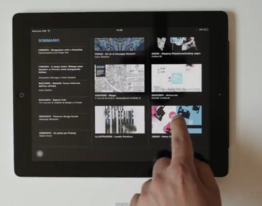Pdf2iPad: converti i tuoi pdf in app interattive
