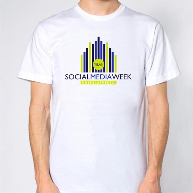 Social media week: un contest per creare la t-shirt ufficiale