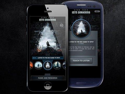 Star Trek Into Darkness: arriva l'applicazione ufficiale
