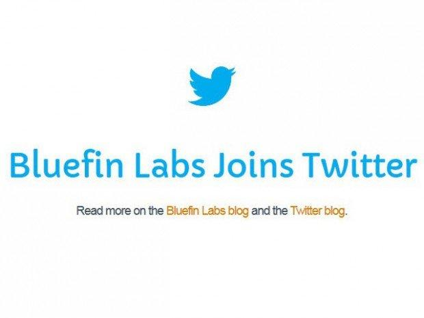 Twitter acquista Bluefin Labs: verso la social tv?