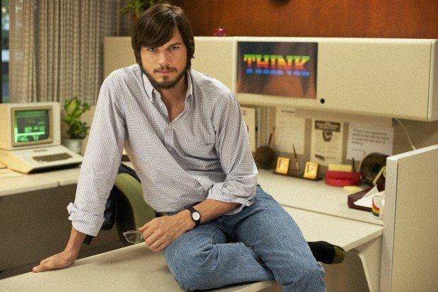 Ashton Kutcher, un minuto dal nuovo film su Steve Jobs