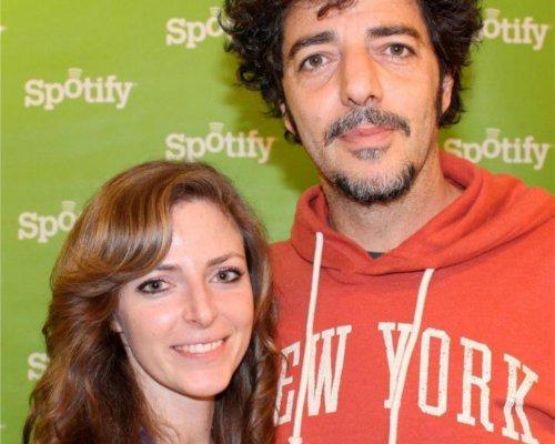 Veronica Diquattro presenta Spotify [INTERVISTA]