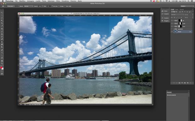 Migliorare le immagini con Photoshop utilizzando i canali: tutorial di Federico Chiesa