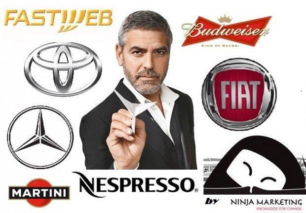 Perché Nespresso ha fatto bene a dire addio a Clooney