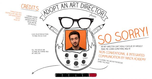 Adopt an Art Director