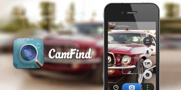 App of the Week: CamFind, fotografa e scopri quello che ti circonda!