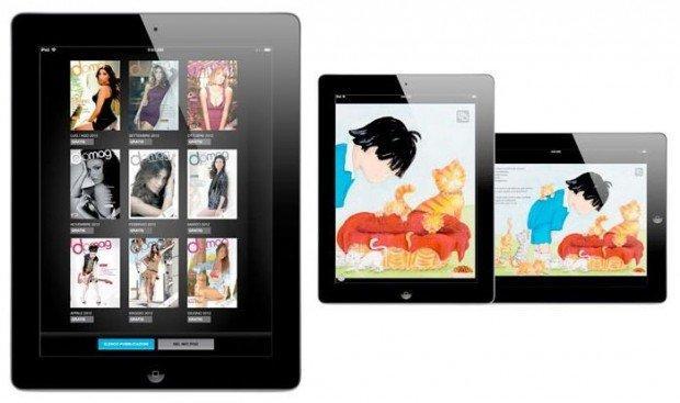 Convertire le riviste pdf in app per iPad? Scopri come, con Pdf2iPad!