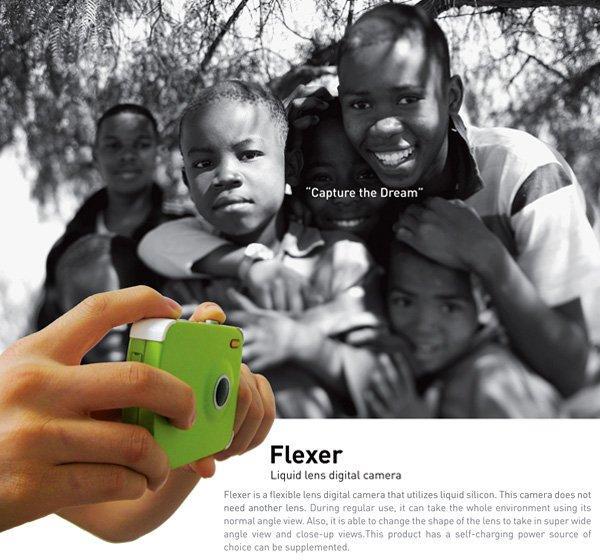 Flexer: la fotocamera digitale adatta a tutti!
