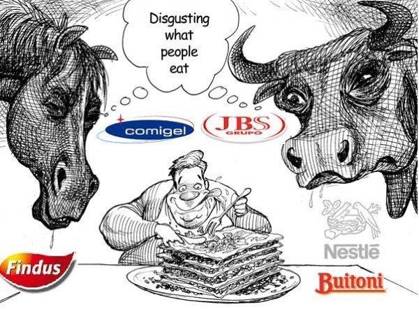 Lo scandalo della carne equina: vittime e colpevoli