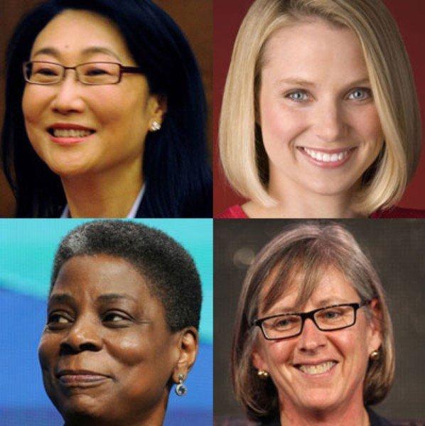 Tech-Industry: chi sono le 10 donne più potenti al mondo?