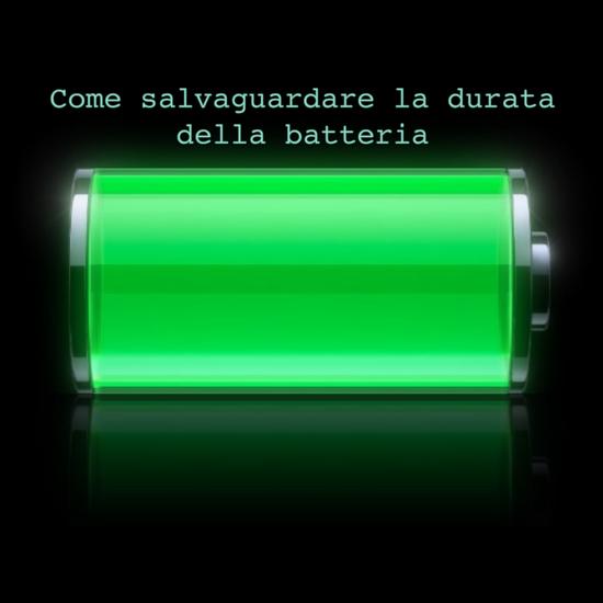 Come salvaguardare la durata della batteria dell'iPhone