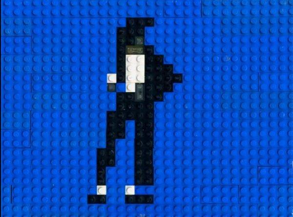 Con i Lego puoi ricreare anche la danza di Michael Jackson [VIDEO]