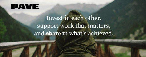 Investire e sviluppare idee imprenditoriali grazie a Pave.com
