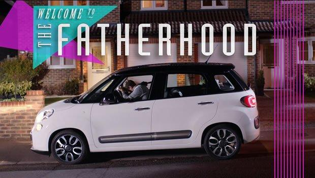 FIAT 500L torna con The Fatherhood [VIRAL VIDEO]