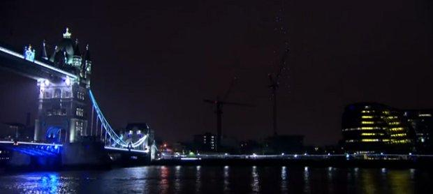 London goes Into Darkness, la capitale si trasforma [VIDEO]